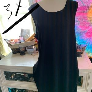 The right size 3X dress